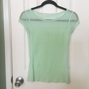 Express XS Mint Top